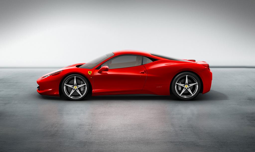 2010 Ferrari California Pics